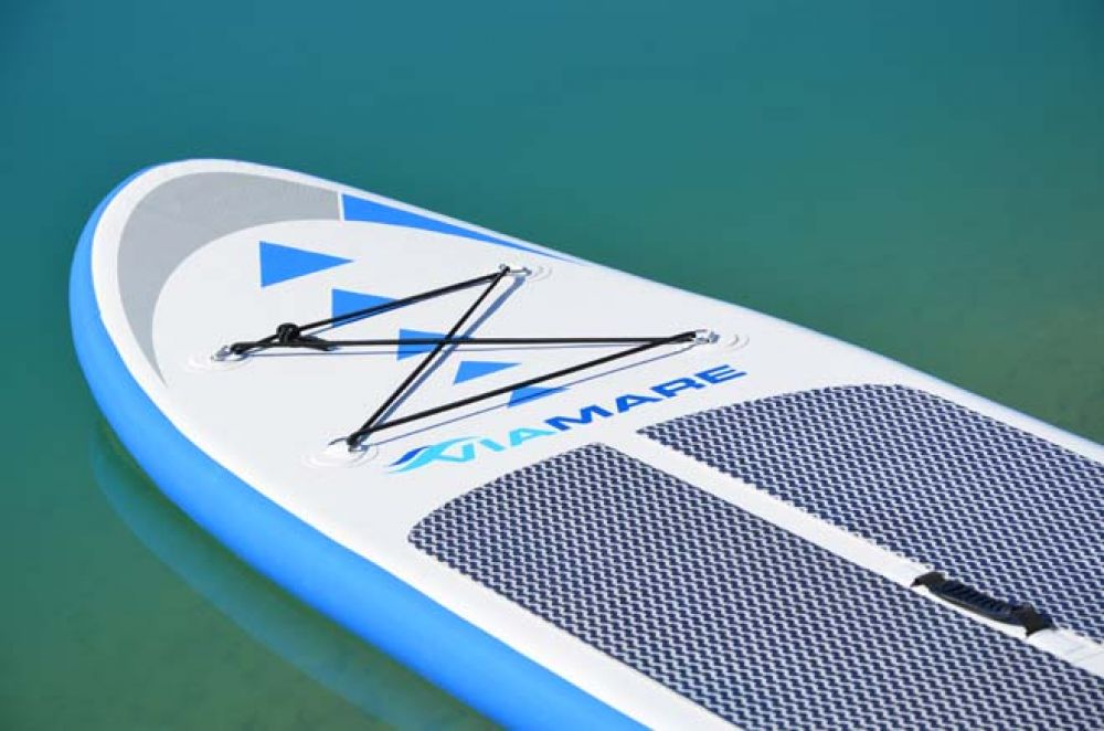 196 Sup Stand Up Paddelboard Viamare 300 Cm Blau Add 1